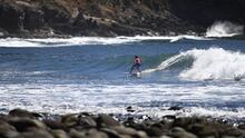 Surfista salvadoreña con sueños olímpicos muere al ser alcanzada por un rayo