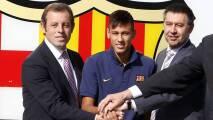 Neymar puede ir a la cárcel por corrupción y estafa