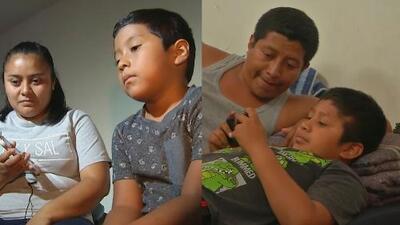 Una familia guatemalteca quedó dividida en dos países diferentes por el acuerdo migratorio entre EEUU y México