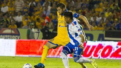 Cómo ver Tigres vs. Puebla en vivo, por la Liga MX