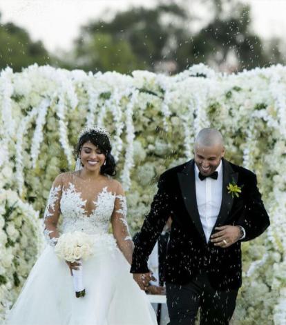 ec4dc5aed Nicky Jam publica hermosas fotos de su esposa y su boda