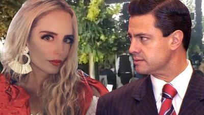 A dos semanas de su divorcio, Peña Nieto llega con Tania Ruiz a otra boda