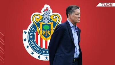 Ricardo Peláez llega a Chivas; será director deportivo en 2020