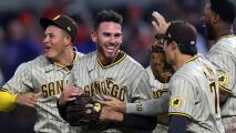 Joe Musgrove lanza el primer 'no-hitter' en la historia de los Padres