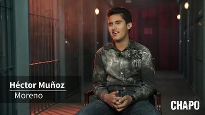 Conoce a Héctor Muñoz, el actor que interpreta al hijo de Joaquín Guzmán Loera en 'El Chapo', la serie