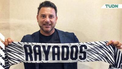 Así llegó Antonio Mohamed a Monterrey
