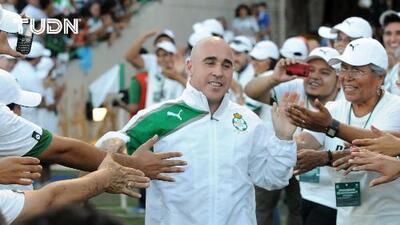 'Pony' Ruiz, DT de la Selección Mexicana de Socca en Mundial