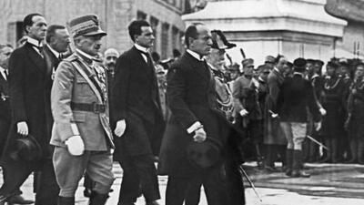 El mito de que Mussolini hizo que los trenes corrieran a tiempo