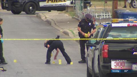 Autoridades buscan a los responsables de un tiroteo al este de San Antonio