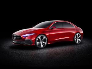 El Mercedes-Benz Concept A en fotos