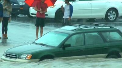 Alabama, Carolina del Sur y Atlanta en estado de emergencia por tormentas severas