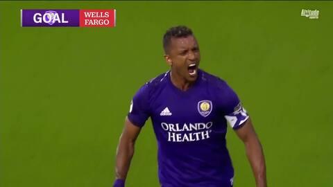 Se abre la cuenta: Nani se cola entre la defensa de Colorado y marca su primer gol en la MLS