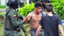Joven músico arrestado durante las protestas en Colombia denuncia que fue torturado y obligado a mentir