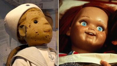 Robert, el muñeco 'poseído' que inspiró la historia de Chucky