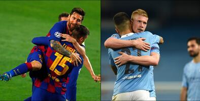 Messi y De Bruyne no aparecen en once ideal de la Champions League