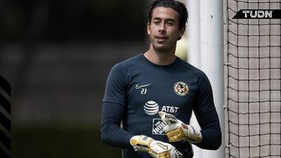 """Óscar Jiménez y el amistoso ante Monterrey: """"A competirle a Memo"""""""