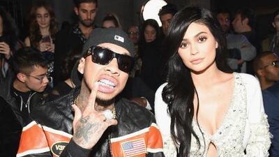 Kylie Jenner y Tyga terminan su relación nuevamente