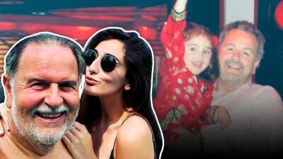 Mia estuvo a punto de hacer llorar a El Gordo con su felicitación marcada por una gran relación padre e hija