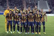 Rosario Central ya es tercero en Argentina