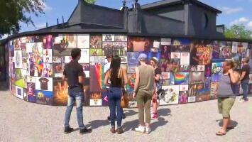Inauguran un monumento para recordar a las víctimas de la masacre en un centro nocturno de Florida