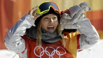 Chloe Kim, la niña prodigio del snowboard en Pyeongchang 2018