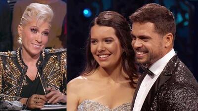 Yuri le confiesa a Pedro Moreno cuánto lo admira por haberle dado su apellido a la hija de su esposa