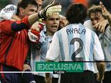 Roberto Ayala recuerda el gol de Maxi Rodríguez ante México en el Mundial