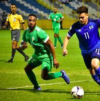 El Salvador encuentra agónica victoria al 91' ante Montserrat