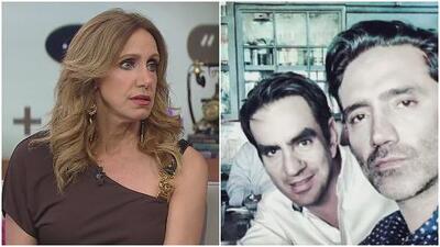 Lili Estefan revela en qué términos se dio la separación de Alejandro Fernández y su mánager (ambos sus amigos)