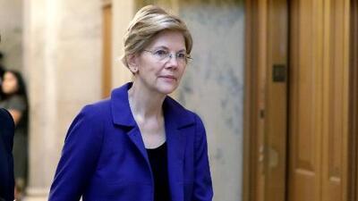 La senadora demócrata Elizabeth Warren da un paso más hacia la nominación presidencial