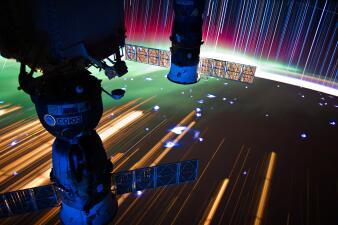 Por unos $35,000 ahora podrás hospedarte en la Estación Espacial Internacional