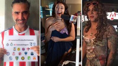 Vestirse de mujer o pagar miles de dólares, lo que han hecho estos famosos tras perder sus apuestas