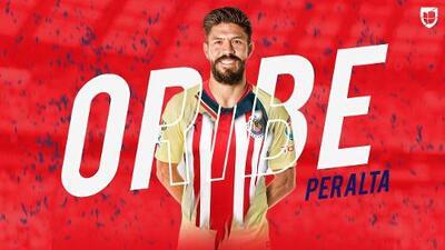 ¡Fichaje bomba! Oribe llega a Chivas para el Apertura 2019