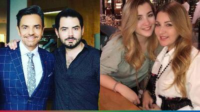 'Como dos gotas de agua': los hijos de estos famosos son idénticos a ellos