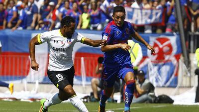 Colo Colo empata en el clásico con la Universidad de Chile