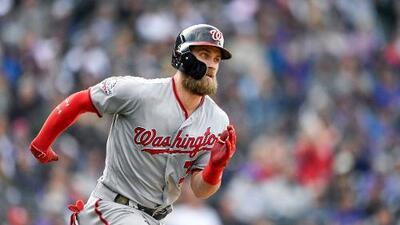 ¿Les creemos? Yankees rechazaron interés por Bryce Harper