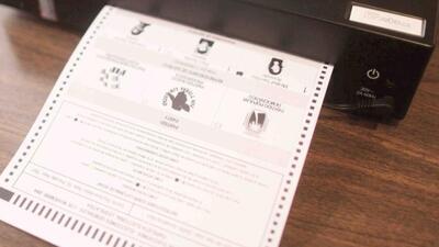 La Comisión Estatal de Elecciones se olvidó de los no videntes con el escrutinio electrónico