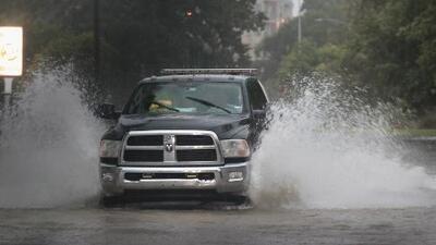 El condado Harris tiene nivel de activación 1 para enfrentar emergencias por las intensas lluvias de Imelda