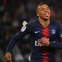 Kylian Mbappe regresa y golea con el PSG, Neymar lo vio desde la grada