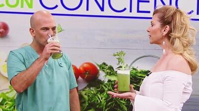 #Reto28: Por qué es importante tomar jugo verde y consumir probióticos y prebióticos todos los días