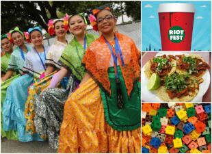 Mucho sabor mexicano, rock alternativo, mariposas monarcas y más este fin de semana
