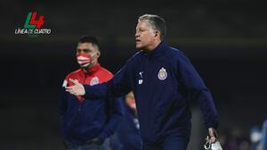 "Ricardo Peláez sobre sus reclamos al árbitro: ""Hubo molestia porque no es penal"""