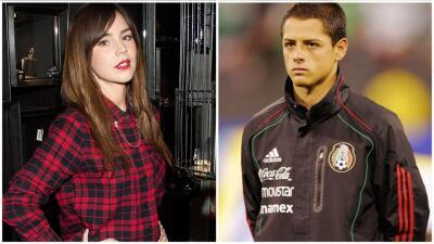 Un amor que terminó por culpa de la prensa, así fue el fugaz noviazgo de Camila Sodi y 'Chicharito' Hernández