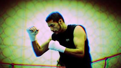 Vuelve la sensación de defender un título mundial para Jhonny González