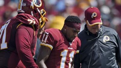 """LeSean McCoy sobre la lesión de DeSean Jackson: """"Él va a jugar"""" vs. Eagles"""