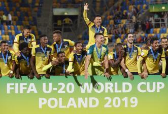 En fotos: ¡Ecuador para la historia con su tercer lugar en el Mundial Sub-20!