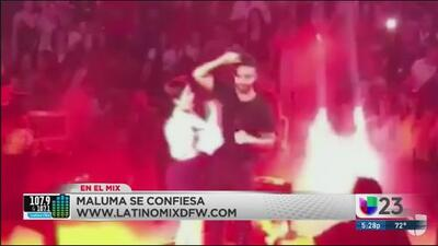 #EnElMix Caer En Tentacion, Maluma y boletos