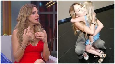 """Lili Estefan no cree que Geraldine Bazán se haga """"la víctima"""" al publicar el sacrificio que hace por sus hijas"""