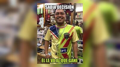 Memes del triunfo de las 'Águilas' en la Copa MX