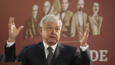 Gobierno mexicano dice que no frenará la migración de centroamericanos hacia EEUU